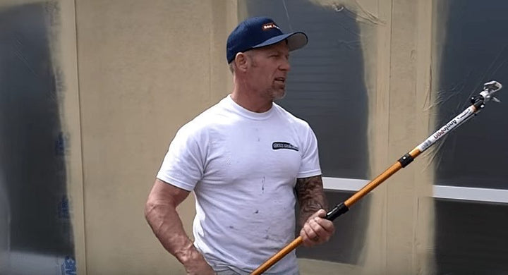 Idaho Painter from Paint Life TV Loves Workman's Friend