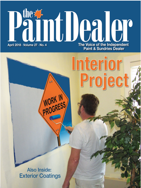 WF Featured in The Paint Dealer