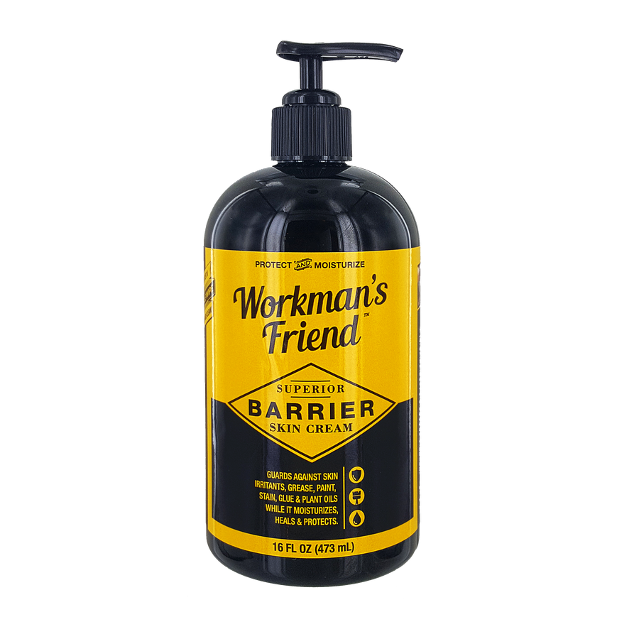 Workman's Friend Barrier Cream Pump Bottle