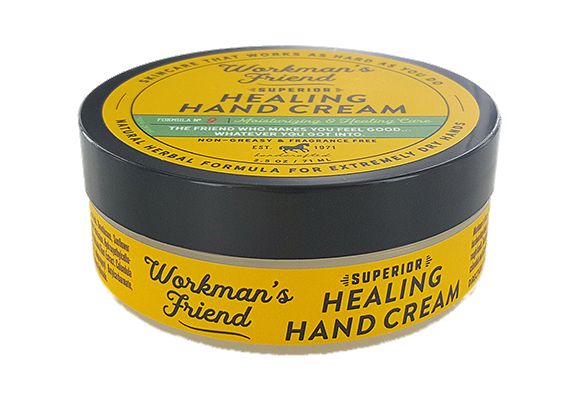 Workman's Friend Healing  Hand Cream