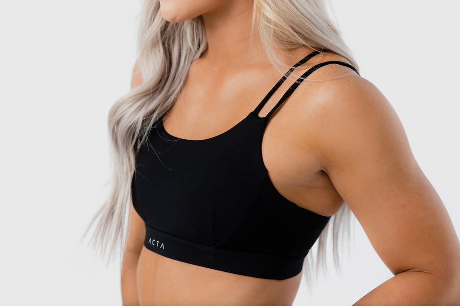 ACTA™ Inlux Flow Bra - Black