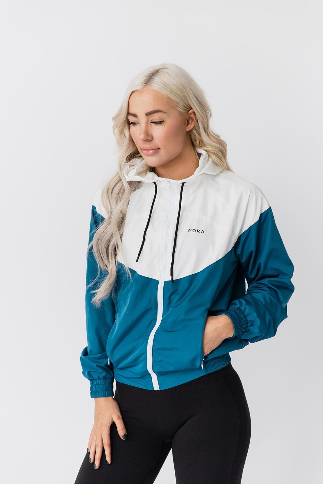 Women's Legacy Windbreaker - Navy