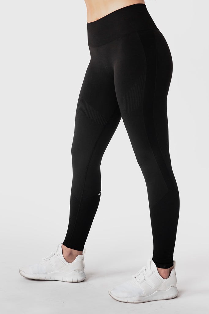ΛCTΛ™ Seamless Legacy Leggings - Black