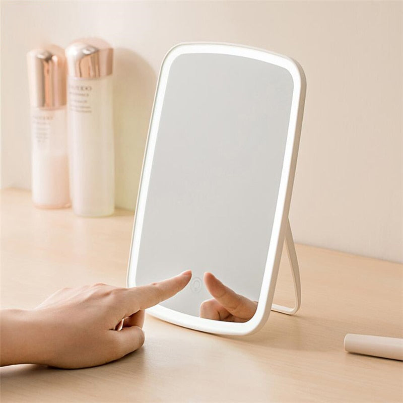 Salazons™ Touch-Sensitive Portable Makeup Mirror