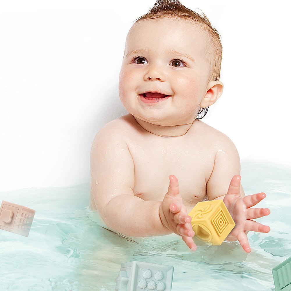 Salazons™ Soft Building Blocks for Baby
