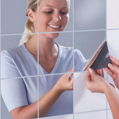 Frame Cob- Self-Adhesive Mirror Stickers