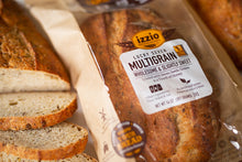 3 Packs of Izzio Take & Bake CLASSIC Variety: 2 x SAN FRANCISCO STYLE SOURDOUGH + 1 x LUCKY 7 MULTIGRAIN (2Day FedEx Express FREE Shipping!)