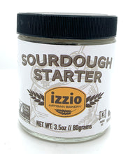Izzio Sourdough Starter 3.5oz (Free Shipping!)