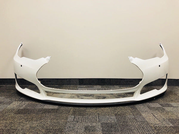 2012-2014 Tesla Model S Front Bumper - Used