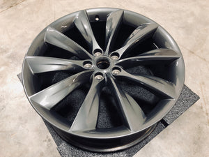 Sprayable Sonic Carbon Wheel Paint
