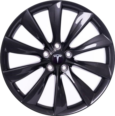 "Tesla 21"" x 8.5"" Turbine Wheel Reman"