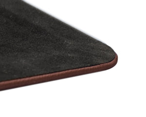 Chestnut Brown Leather Desk Pad
