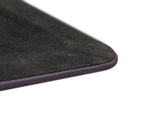 Grape Purple Leather Desk Pad