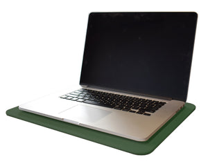 Evergreen Leather Desk Pad