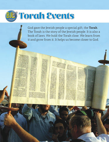 Building Jewish Life: Torah Events
