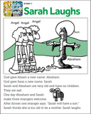 Child's Garden of Torah: Sarah Laughs