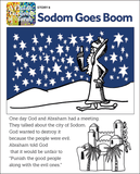 Child's Garden of Torah: Sodom Goes Boom