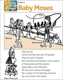Child's Garden of Torah: Baby Moses