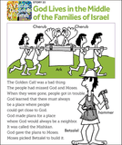 Child's Garden of Torah: God Lives in the Middle of the Families of Israel