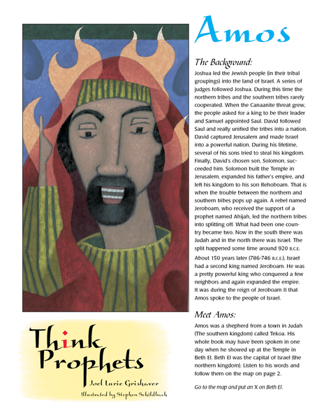 Think Prophets: Amos