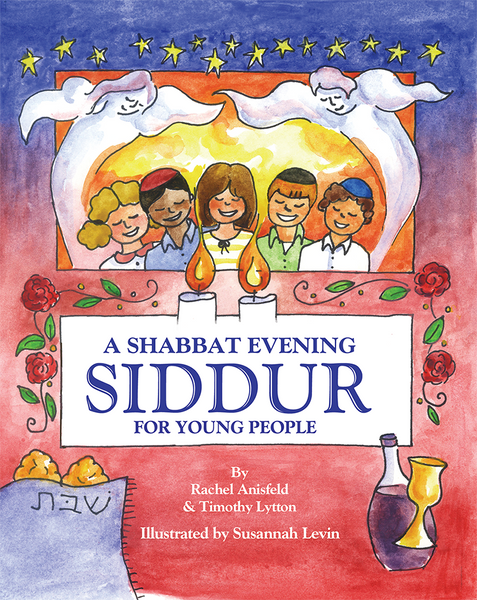 Shabbat Evening Siddur for Young People
