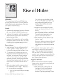 History of the Holocaust: Teacher's Guide