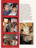 Whole School Simhat Torah 2: The Story of Simhat Torah