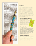 Whole School Simhat Torah 5: How to Have an Aliyah to the Torah