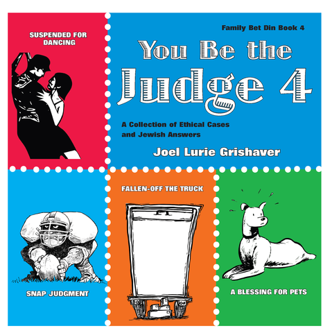 You Be the Judge Volume 4