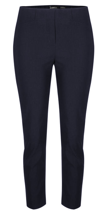 Robell Rose 09 Super Slim Fit Trouser Dark Navy