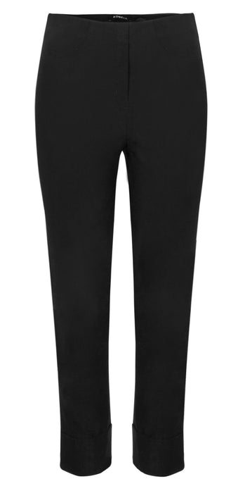 Robell Bella 09 Slim Fit Trouser Black