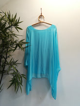 Florentina Floaty Silk Top