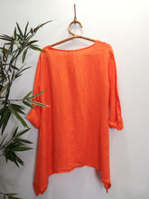 Jaydah Cotton Handkerchief Top