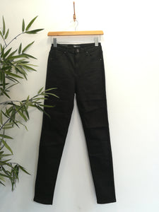 Black Skinny Stretch Fit Jeans
