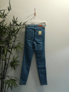 Light Denim Skinny Stretch Fit Jeans