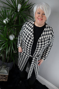 Demi DogTooth Jacket