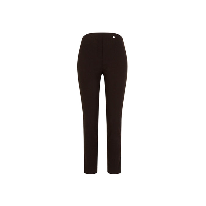 Robell Rose 09 Super Slim Fit Trouser Black