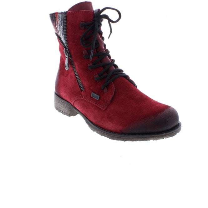 Rieker Red Tex Boot