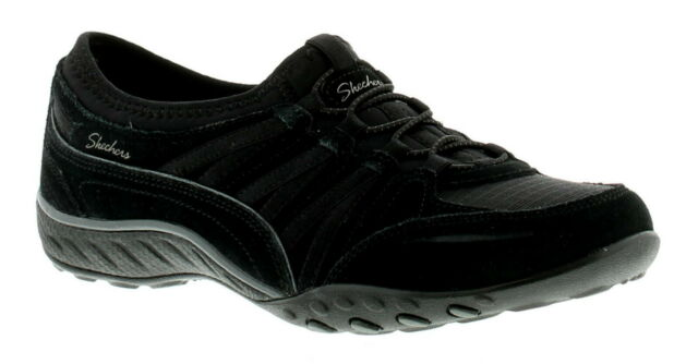 Skechers Relaxed Fit Breathe Easy Black
