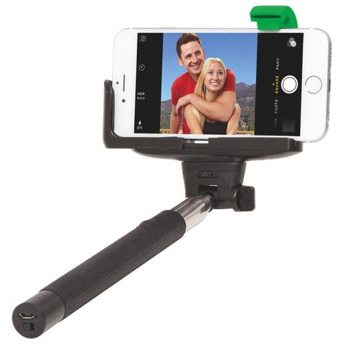ReTrak ETSELFIEB Bluetooth Selfie Stick Monopod - Black (New Others)