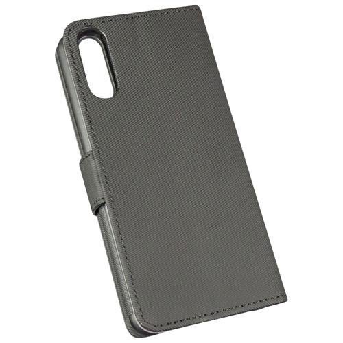 LBT iP61FSWBK Switch 3-in-1 Wallet Case for iPhone XR - Black (Open Box) ***READ***