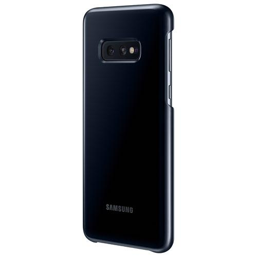 Samsung  EF-KG970CBEGCA LED Fitted Hard Shell Case for Galaxy S10e - Black (New Others)