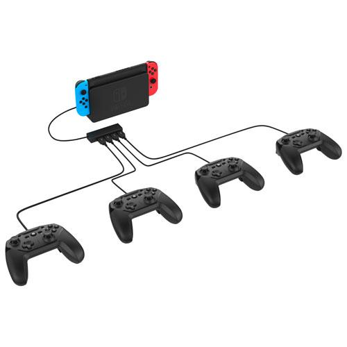 Surge SG60045 4-Port Charging Hub for Switch (Open box)