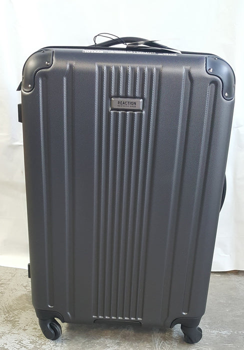 KENNETH COLE KCR5711951 _ 21.5 Single Hard Side 4-Wheeled Luggage – Pewter