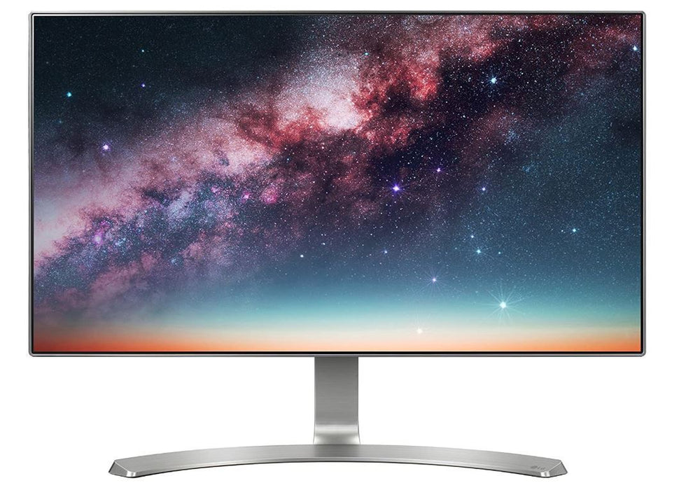 "LG 24MP88HV-S _768 24"" Full HD IPS Monitor 5ms Widescreen On Screen Control w/ Screen Split ***READ***"