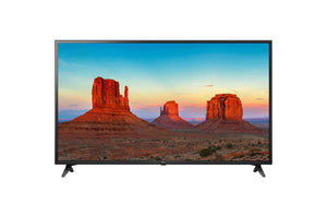 LG 50UK6090 50 in. Smart UHD 4K TV, webOS™ 4.0, Ultra surround sound (Refurbished)