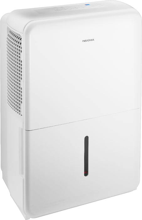 Insignia  NS-DH35WH1-C   35-Pint Dehumidifier - White, designed for spaces up to 2,000 square feet (No original box)