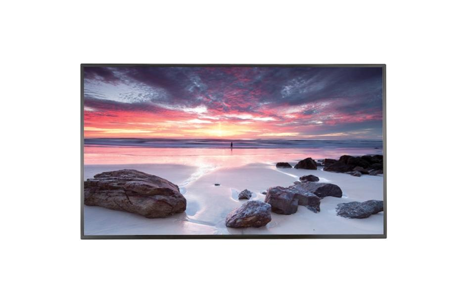 "LG 65UH5C-B 65""-Class 4K UHD Commercial Smart IPS LED Signage Display, 500 cd/m² (Factory Refurbished)"