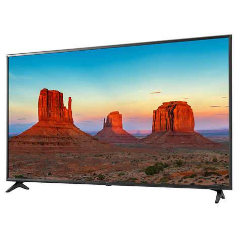 LG 65UK6090PUA 65-in. Smart UHD 4K TV (Refurbished)