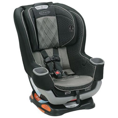 Graco 8AQ40HJR Extend2Fit Convertible Car Seat - Hurley (Brand New)